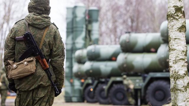 Перед учениями в Калининградской области НАТО усилило патрулирование границ Прибалтики