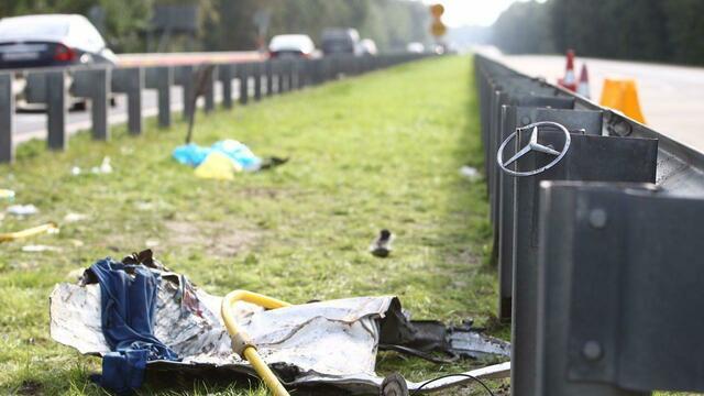 Семьи погибших в автокатастрофе под Гвардейском получили благотворительную помощь