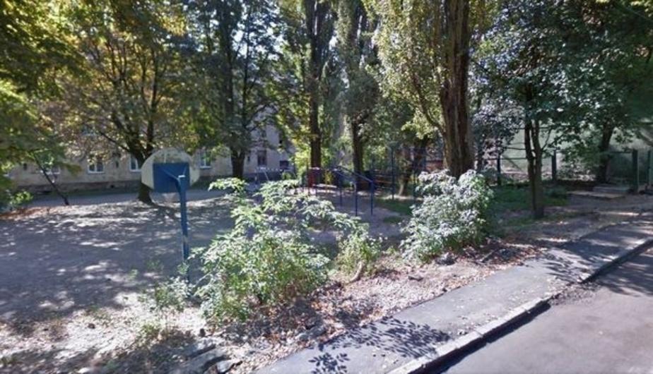 Скриншот Google Street View