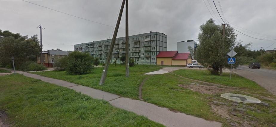 Дом, в котором произошёл взрыв / Скриншот Google Maps