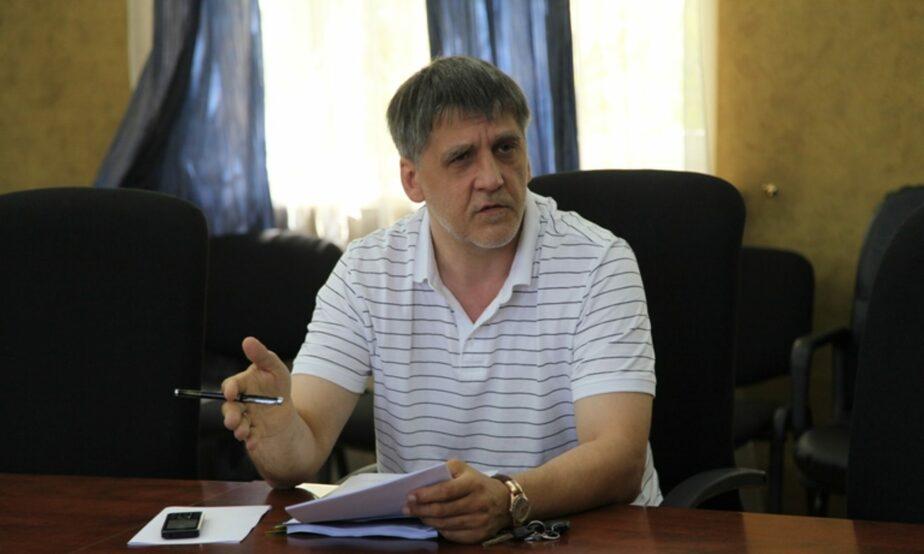 Фото: сайт кандидата в губернаторы Калининградской области Владимира Султанова