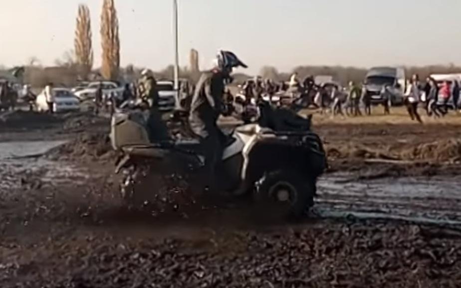 Фото: кадр из видеозаписи