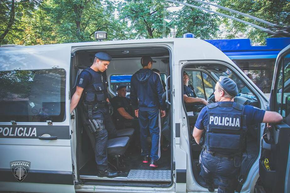 "Сообщество ""Valsts policija"" / Facebook"