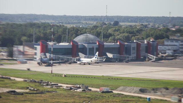 В региональном правительстве рассказали, когда новый терминал Храброво примет первых пассажиров