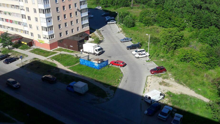 Фото: жительница ул. Кошевого Юлия