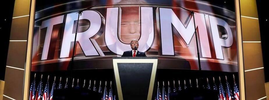 Фото с официальной страницы американского президента в Facebook