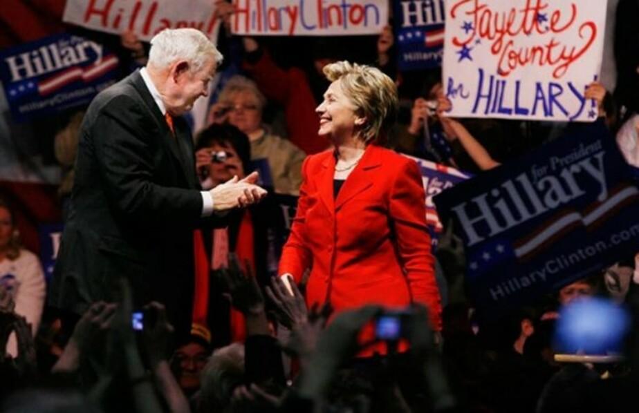 Фото с сайта hillaryclinton.com