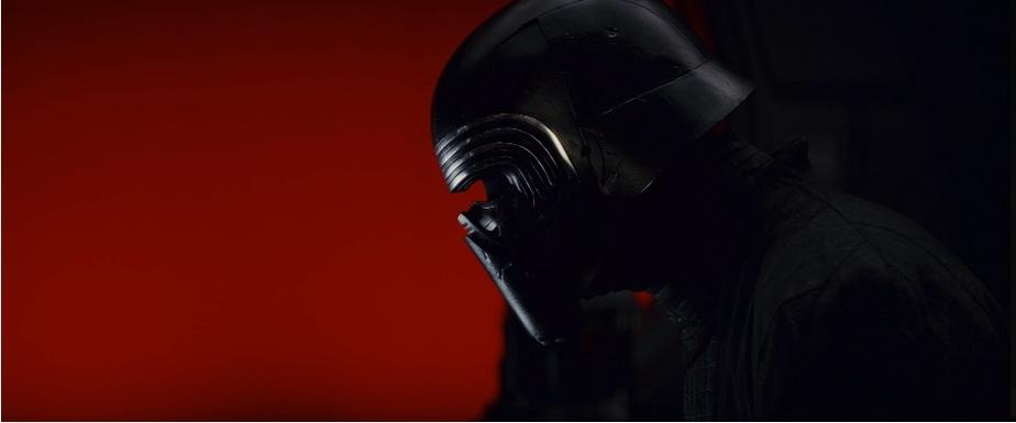 """Кадр фильма """"Звёздные войны: Последние джедаи"""""""