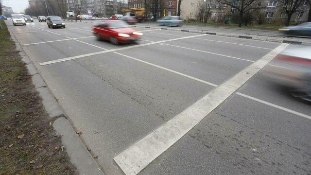 В Калининграде больше не будут устанавливать шумовые полосы