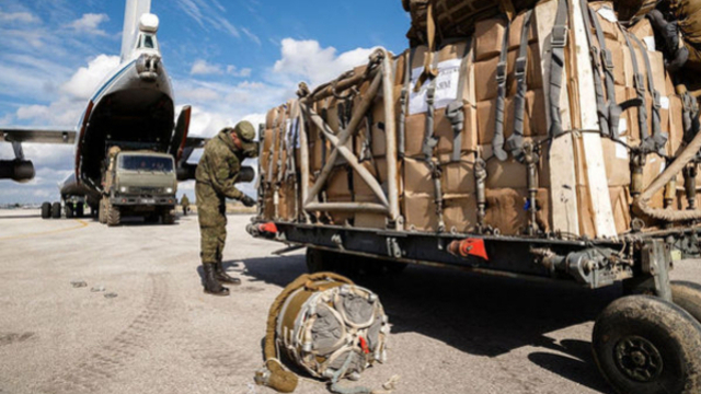 Дума ратифицировала соглашение о бессрочном размещении авиагруппы РФ в Сирии