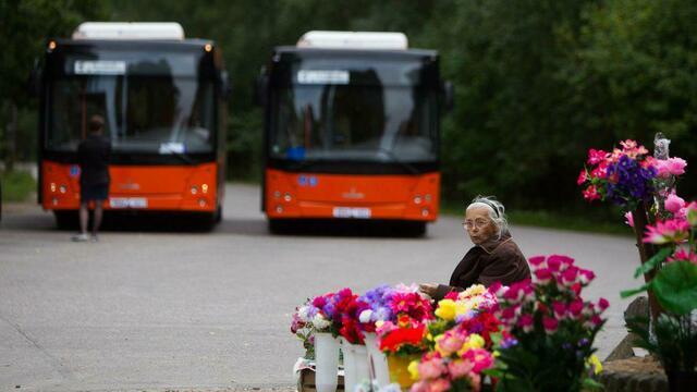 В Калининграде на Радоницу пустят временный автобус до кладбища