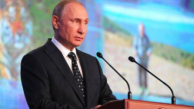 Путин: Борьба с коррупцией — это не шоу