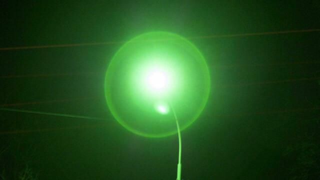 Главное — не спутать со светофором: на Советском проспекте установили зелёный фонарь