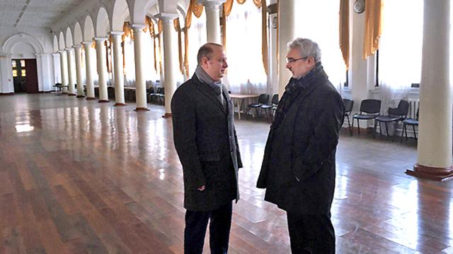 В Калининграде к реконструкции здания бывшей биржи под музей привлекут специалистов Эрмитажа