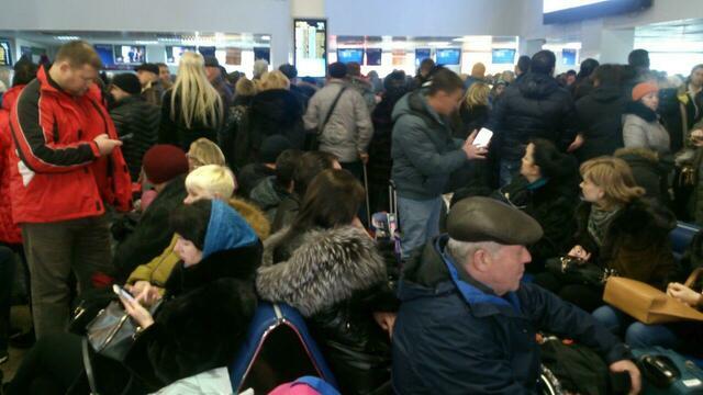 В прокуратуре посчитали, сколько людей не смогли вылететь из Храброво 4 января