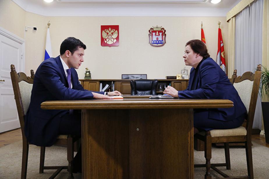 Фото: пресс-служба правительства Калининградской области