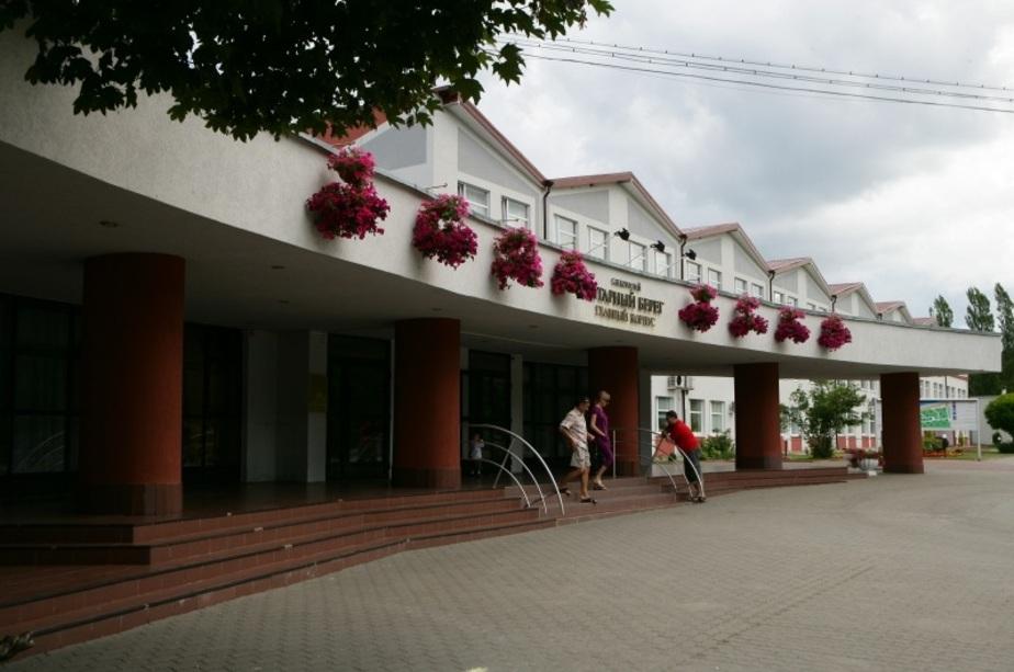 """Фото с официального сайта санатория """"Янтарный берег"""""""