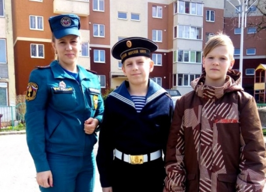 Фото с сайта МЧС по Калининградской области