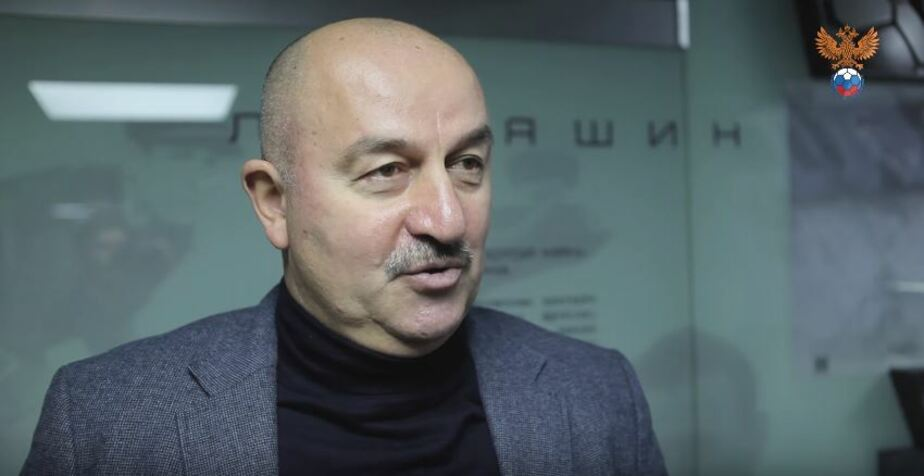 Кадр видеозаписи РФС ТВ
