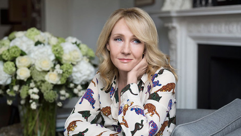 Mary McCartney / jkrowling.com