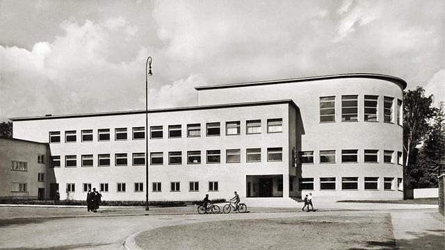 Чумной барак, первый Анатомический театр и школа №23: история здания  научного центра