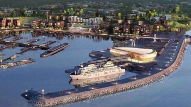 Минтранс: появились круизные компании, готовые инвестировать в строительство терминала в Пионерском