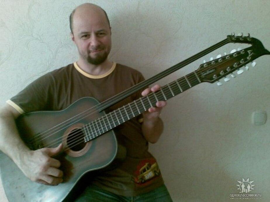Фото со страницы ВКонтакте Леонида Иващенко