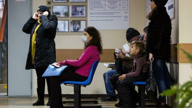 В Калининградской области число больных гриппом и ОРВИ резко увеличилось на 17%