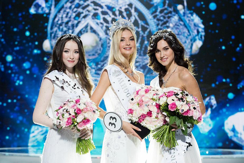 """Фото с офиуиального сайта конкурса """"Мисс Россия"""""""