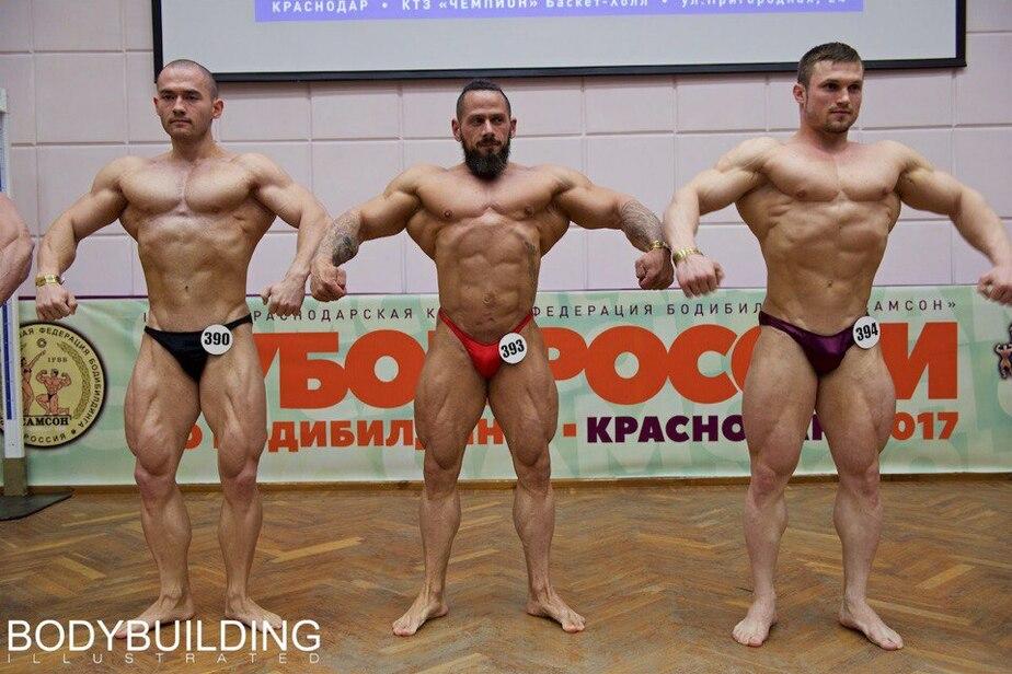Фото: Bodybuilding Illustrated