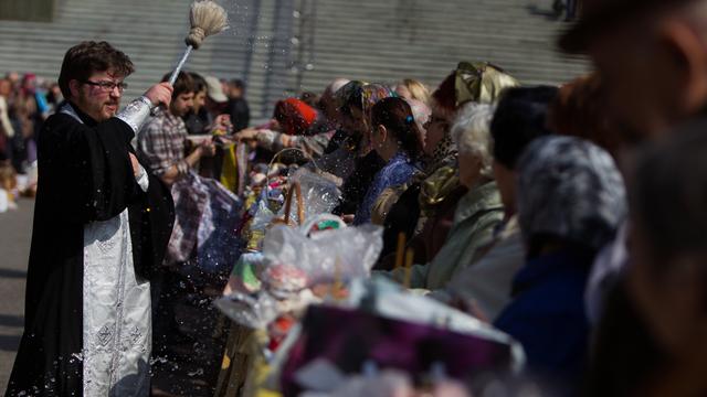 В субботу в Калининграде будут святить пасхальные куличи (список храмов)