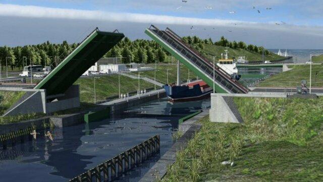 В Польше объявлен тендер на проект строительства канала через Балтийскую косу