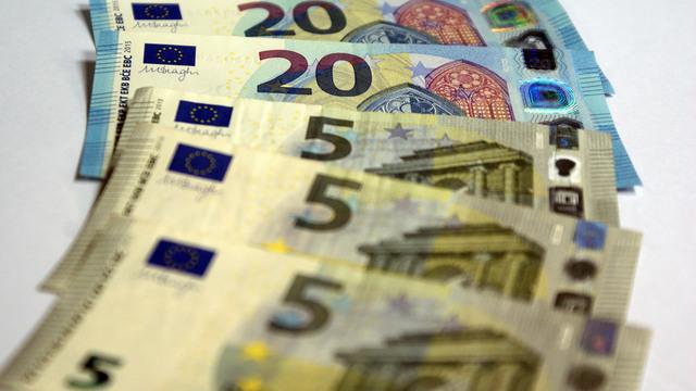 Биржевые курсы евро и доллара идут вверх