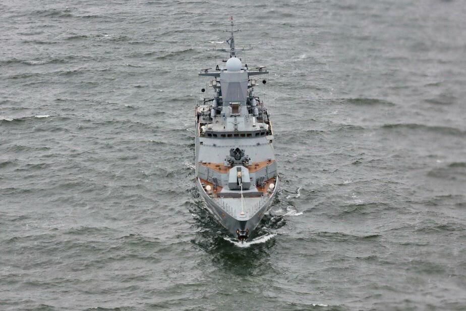 Фото: пресс-служба Балтийского флота