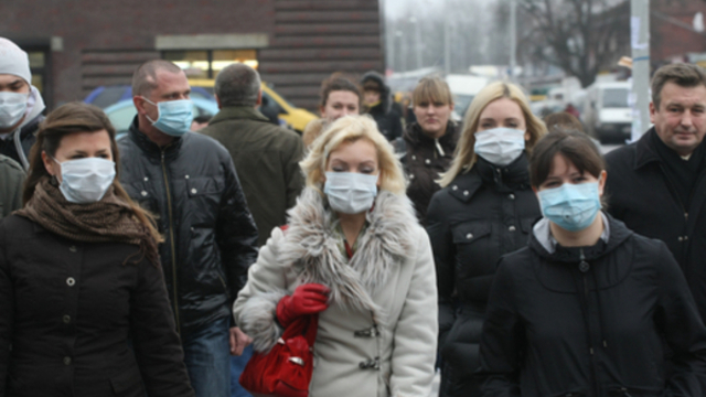 Минздрав РФ: заболеваемость гриппом за 10 лет снизилась в 10 раз