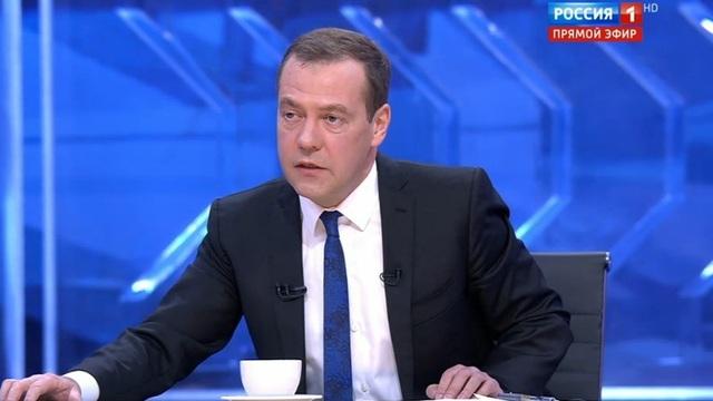 Медведев о деле Улюкаева: Это исключительно печальное событие
