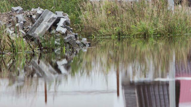 В правительстве Калининградской области назвали причины подтопления