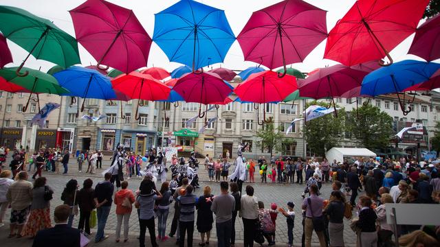 Ярошук вновь призвал калининградцев молиться за хорошую погоду на День города