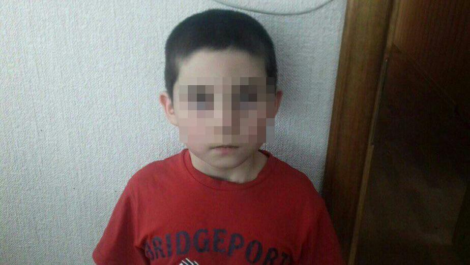 """Скриншот страницы ВОО """"Поиск пропавших детей"""" """"Вконтакте"""""""