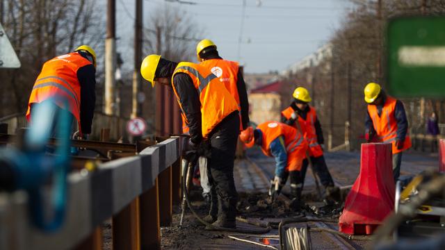 Ярошук назвал дату открытия движения по мосту на ул. Суворова