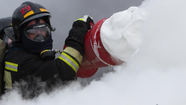 В Янтарном в пятницу утром сгорели две