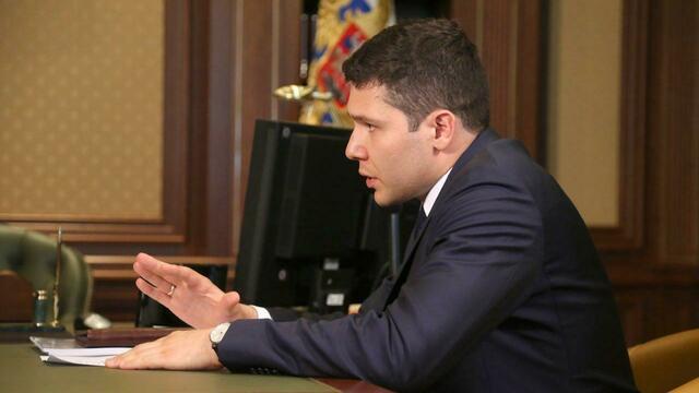 Алиханов попросил Путина профинансировать строительство онкоцентра до 2019 года