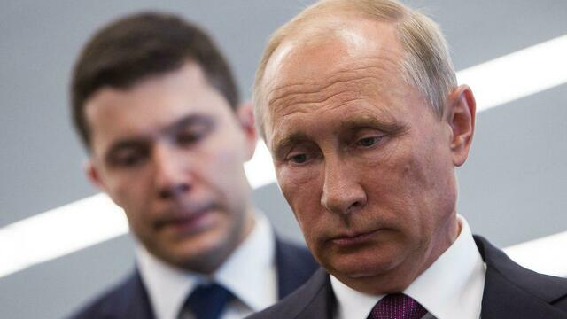 Алиханов пообещал Путину за три года построить участок Приморского кольца от Светлогорска до Балтийска