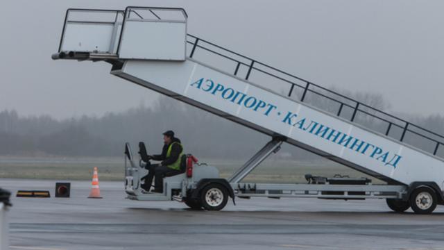 В Храброво прибыли первые авиарейсы после ЧП