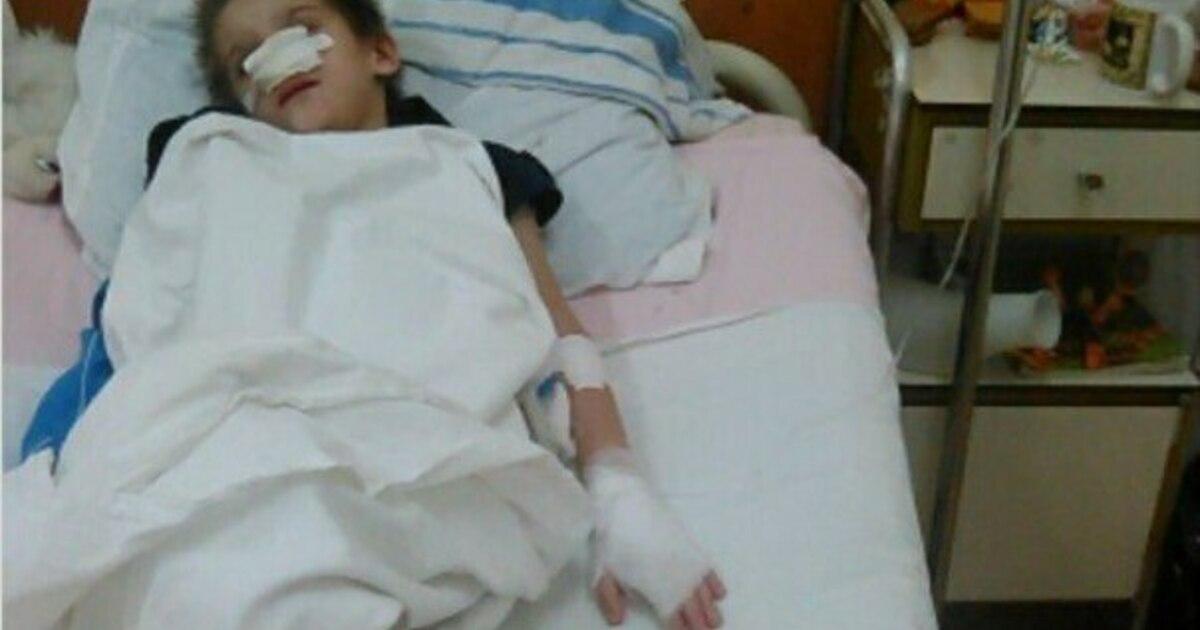 Калининградская полиция и чиновники начали проверку информации об избитом опекунами 9-летнем мальчике