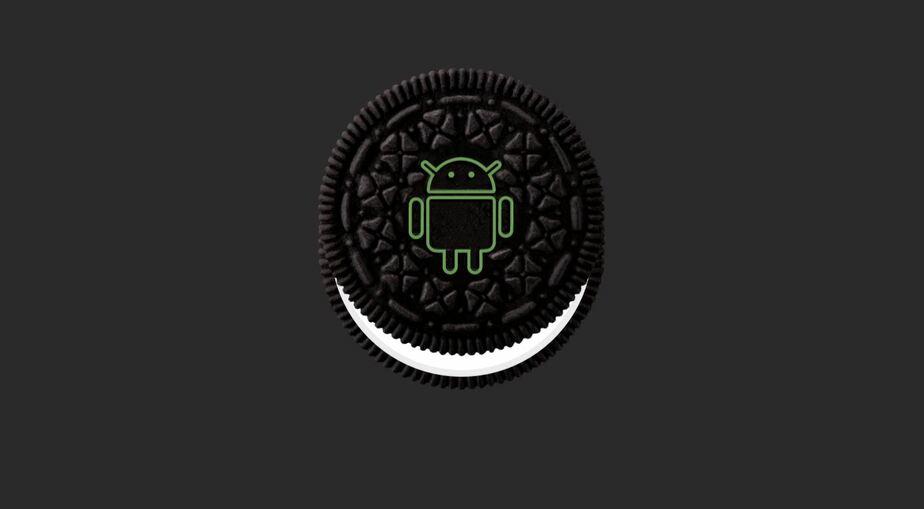 Скриншот сайта Android