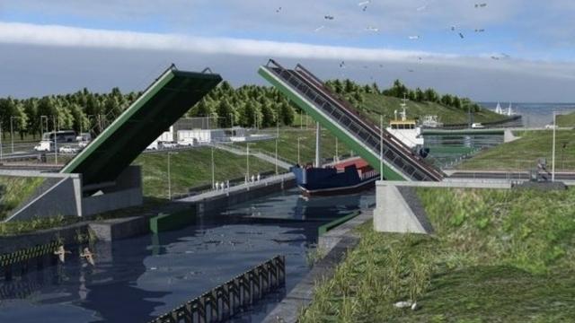 Качиньский: канал через Балтийскую косу поможет Польше на 100% преодолеть зависимость от России