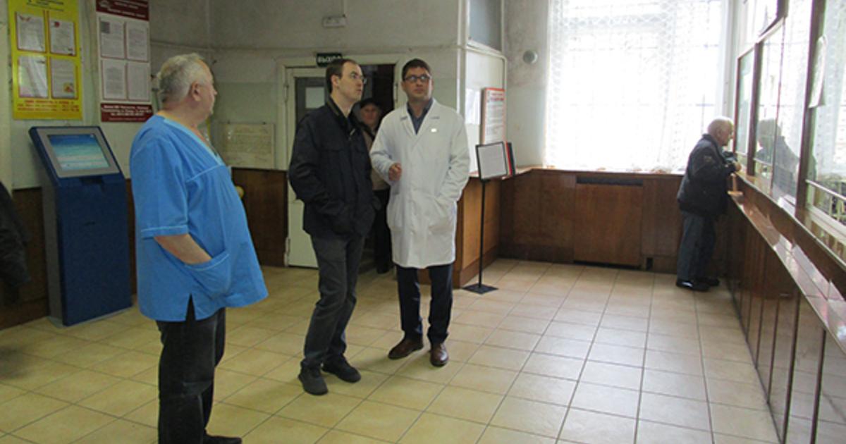 В Советске появятся 20 коек паллиативной медицинской помощи