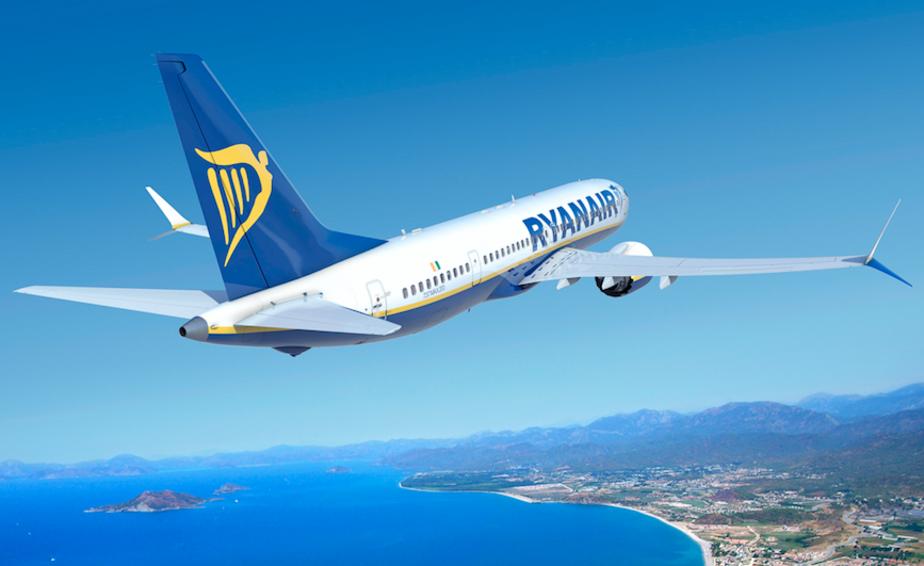 Фото: официальный сайт Ryanair