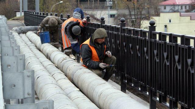 Отремонтированный мост на ул. Суворова откроют утром 15 ноября